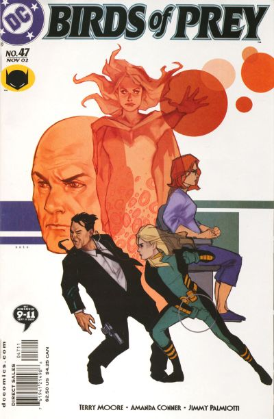 Cover for Birds of Prey (1999 series) #47