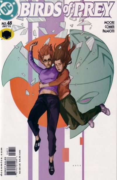 Cover for Birds of Prey (1999 series) #48