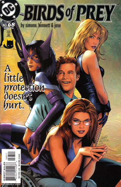 Cover for Birds of Prey (1999 series) #68