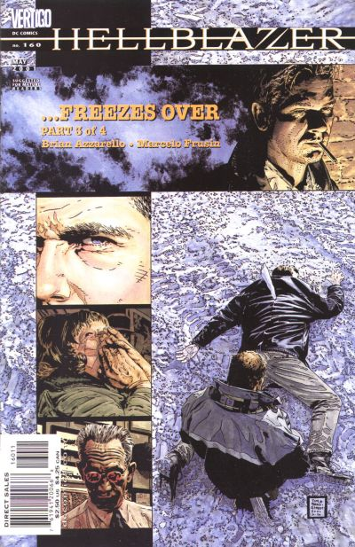 Cover for Hellblazer (DC, 1988 series) #160