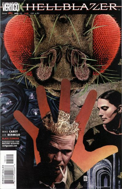 Cover for Hellblazer (DC, 1988 series) #182