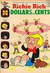 Cover for Richie Rich Dollars and Cents (Harvey, 1963 series) #3