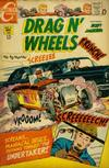 Cover for Drag N' Wheels (Charlton, 1968 series) #31
