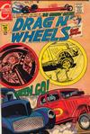 Cover for Drag N' Wheels (Charlton, 1968 series) #32