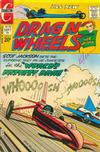 Cover for Drag N' Wheels (Charlton, 1968 series) #55