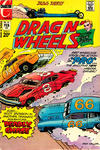 Cover for Drag N' Wheels (Charlton, 1968 series) #58