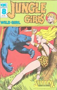 Cover Thumbnail for Jungle Girls (AC, 1989 series) #8