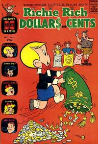 Cover Thumbnail for Richie Rich Dollars and Cents (Harvey, 1963 series) #5