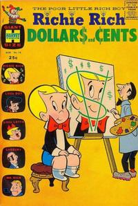 Cover Thumbnail for Richie Rich Dollars and Cents (Harvey, 1963 series) #14