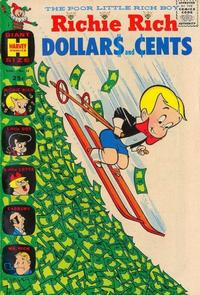 Cover Thumbnail for Richie Rich Dollars and Cents (Harvey, 1963 series) #25
