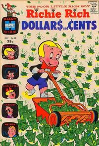 Cover Thumbnail for Richie Rich Dollars and Cents (Harvey, 1963 series) #42