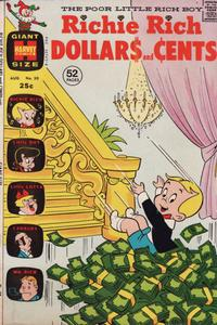 Cover Thumbnail for Richie Rich Dollars and Cents (Harvey, 1963 series) #50