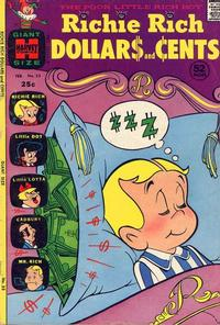 Cover Thumbnail for Richie Rich Dollars and Cents (Harvey, 1963 series) #53
