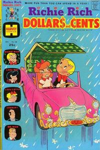 Cover Thumbnail for Richie Rich Dollars and Cents (Harvey, 1963 series) #64