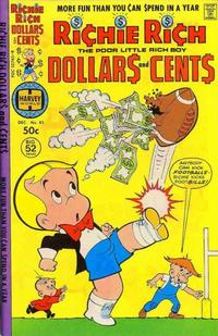 Cover Thumbnail for Richie Rich Dollars and Cents (Harvey, 1963 series) #83