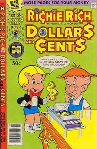 Cover Thumbnail for Richie Rich Dollars and Cents (Harvey, 1963 series) #94