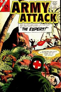 Cover Thumbnail for Army Attack (Charlton, 1965 series) #44