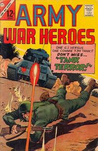Cover Thumbnail for Army War Heroes (Charlton, 1963 series) #15