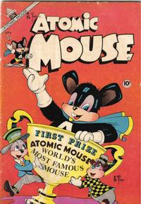 Cover Thumbnail for Atomic Mouse (Charlton, 1953 series) #4