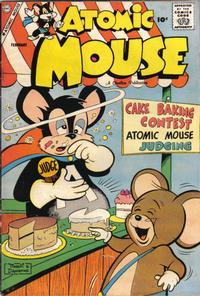 Cover Thumbnail for Atomic Mouse (Charlton, 1953 series) #29