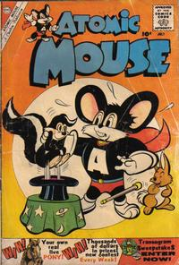 Cover Thumbnail for Atomic Mouse (Charlton, 1953 series) #37