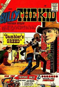 Cover Thumbnail for Billy the Kid (Charlton, 1957 series) #26