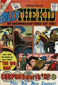 Cover Thumbnail for Billy the Kid (Charlton, 1957 series) #28