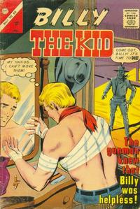 Cover Thumbnail for Billy the Kid (Charlton, 1957 series) #39