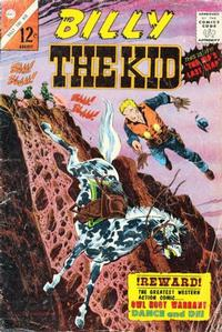 Cover Thumbnail for Billy the Kid (Charlton, 1957 series) #51