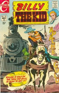 Cover Thumbnail for Billy the Kid (Charlton, 1957 series) #78