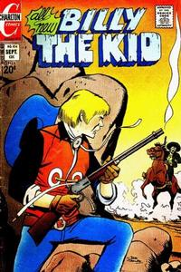 Cover Thumbnail for Billy the Kid (Charlton, 1957 series) #104