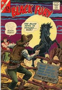 Cover Thumbnail for Black Fury (Charlton, 1955 series) #55
