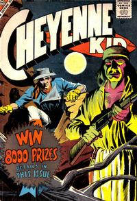Cover Thumbnail for Cheyenne Kid (Charlton, 1957 series) #16