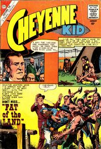 Cover Thumbnail for Cheyenne Kid (Charlton, 1957 series) #26