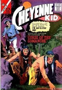 Cover Thumbnail for Cheyenne Kid (Charlton, 1957 series) #47