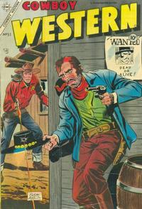 Cover Thumbnail for Cowboy Western (Charlton, 1954 series) #51
