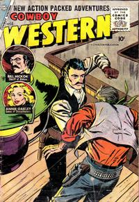 Cover Thumbnail for Cowboy Western (Charlton, 1954 series) #58