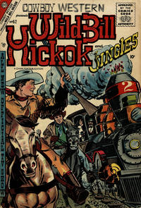 Cover Thumbnail for Cowboy Western (Charlton, 1954 series) #62