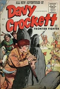 Cover Thumbnail for Davy Crockett (Charlton, 1955 series) #4