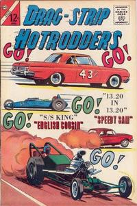 Cover Thumbnail for Drag-Strip Hotrodders (Charlton, 1963 series) #3