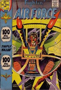 Cover for Fightin' Air Force (1956 series) #12