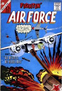 Cover Thumbnail for Fightin' Air Force (Charlton, 1956 series) #42