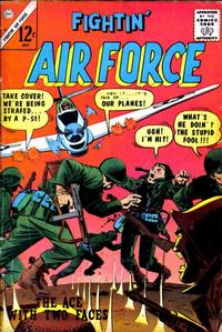 Cover Thumbnail for Fightin' Air Force (Charlton, 1956 series) #49