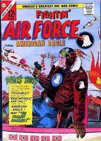 Cover Thumbnail for Fightin' Air Force (Charlton, 1956 series) #51