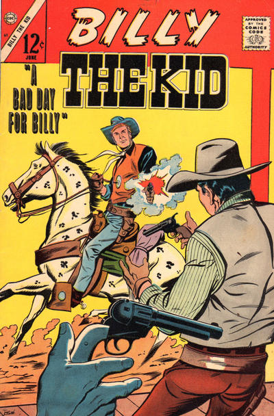 Cover for Billy the Kid (Charlton, 1957 series) #61