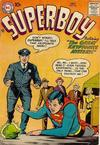 Cover for Superboy (DC, 1949 series) #58