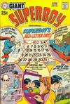 Cover for Superboy (1949 series) #165