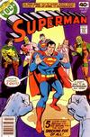 Cover for Superman (DC, 1939 series) #337