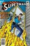 Cover Thumbnail for Superman (1939 series) #383 [Newsstand]