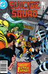 Cover Thumbnail for Suicide Squad (1987 series) #3 [Newsstand Edition]